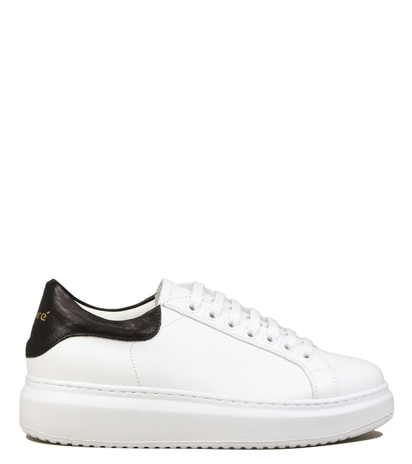 Sneakers Lemare 948 White Black