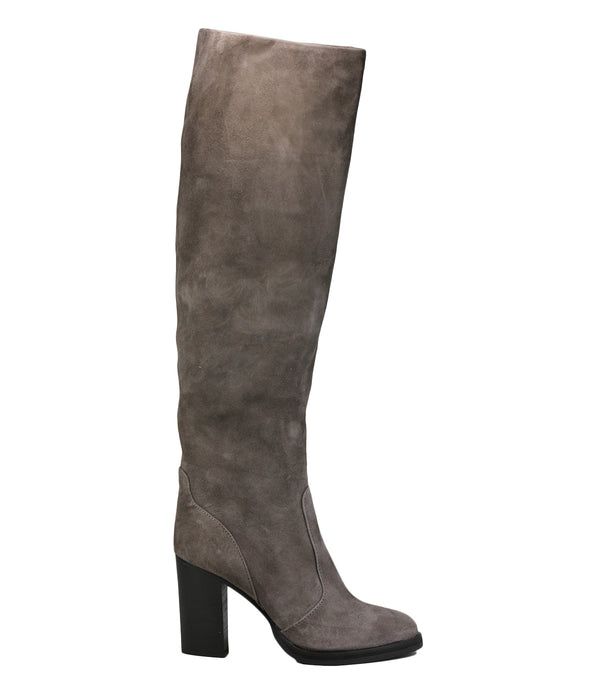 Bottes The Seller S9034 Camoscio Marmotta