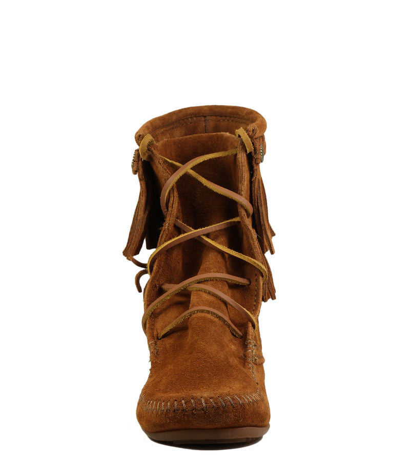 Minnetonka 622 Double Fringe Tramper Boot