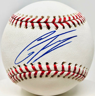 Gleyber Torres Autographed New York Yankees MLB Baseball