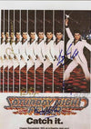 Saturday Night Fever Hand Signed Poster