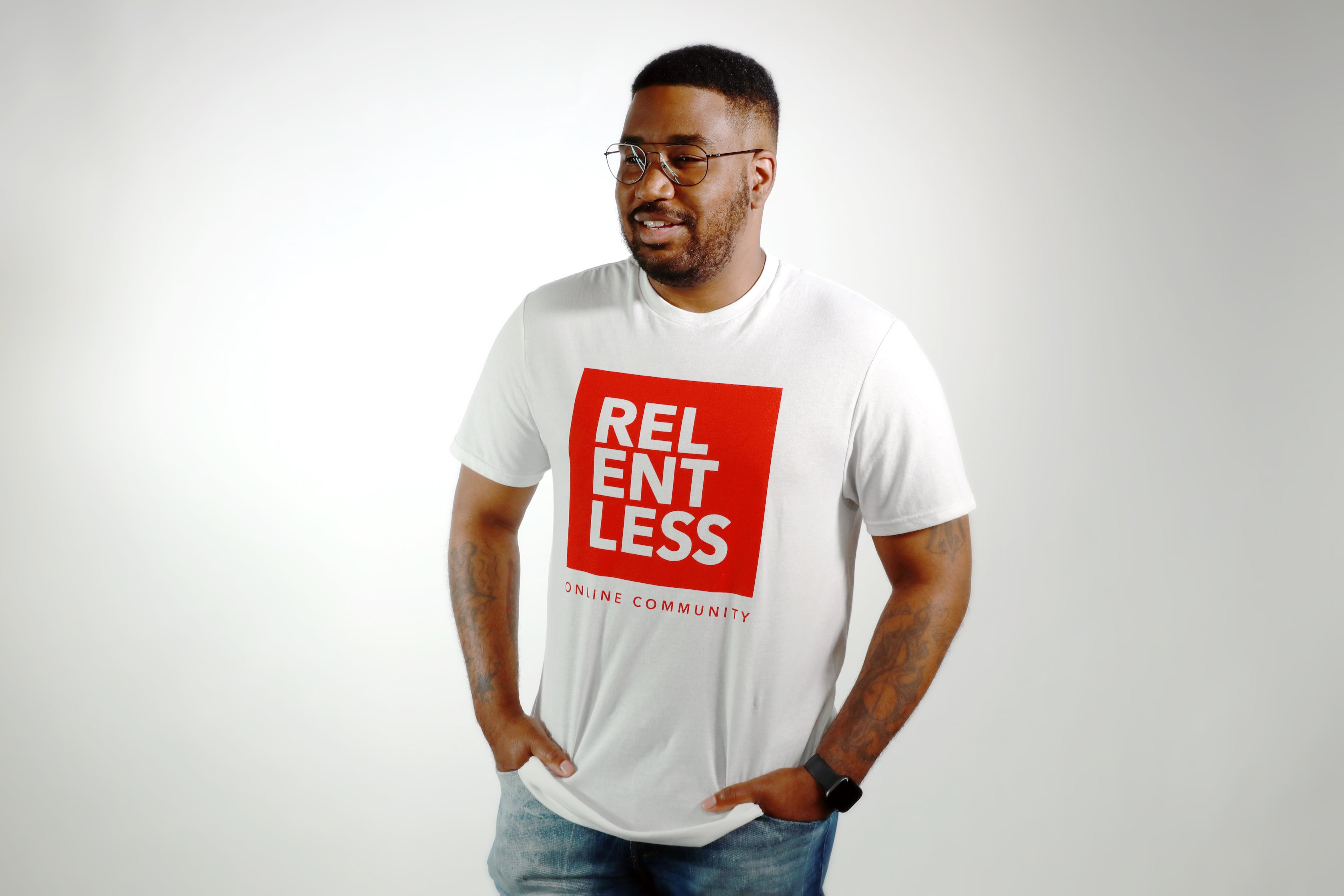 Relentless Online Community (ROC) Shirt