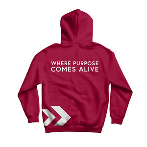 KIDS - Relentless Red Arrow Hoodie