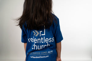 KIDS - I Am Relentless T-shirt