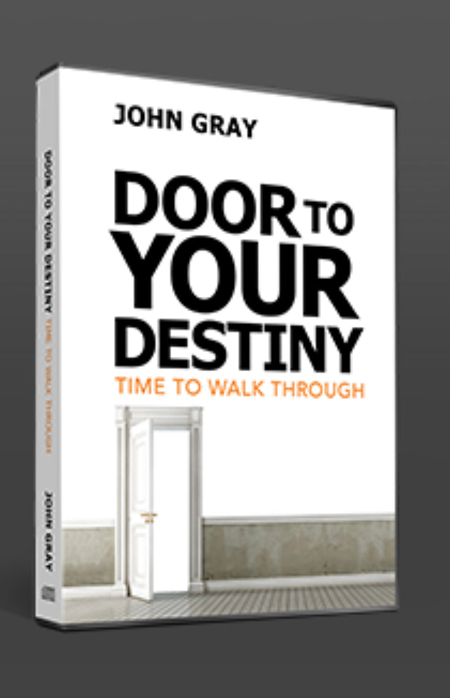 Door to Your Destiny: Time to Walk Through