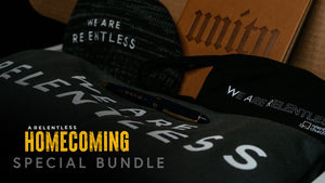 A Relentless Homecoming Special Bundle