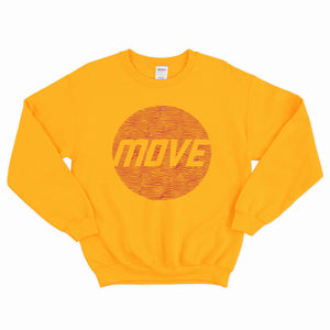ADULT Move Gold Sweatshirt