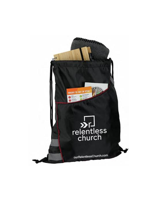 Relentless String Bag