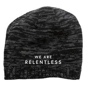 WE ARE RELENTLESS Beanie