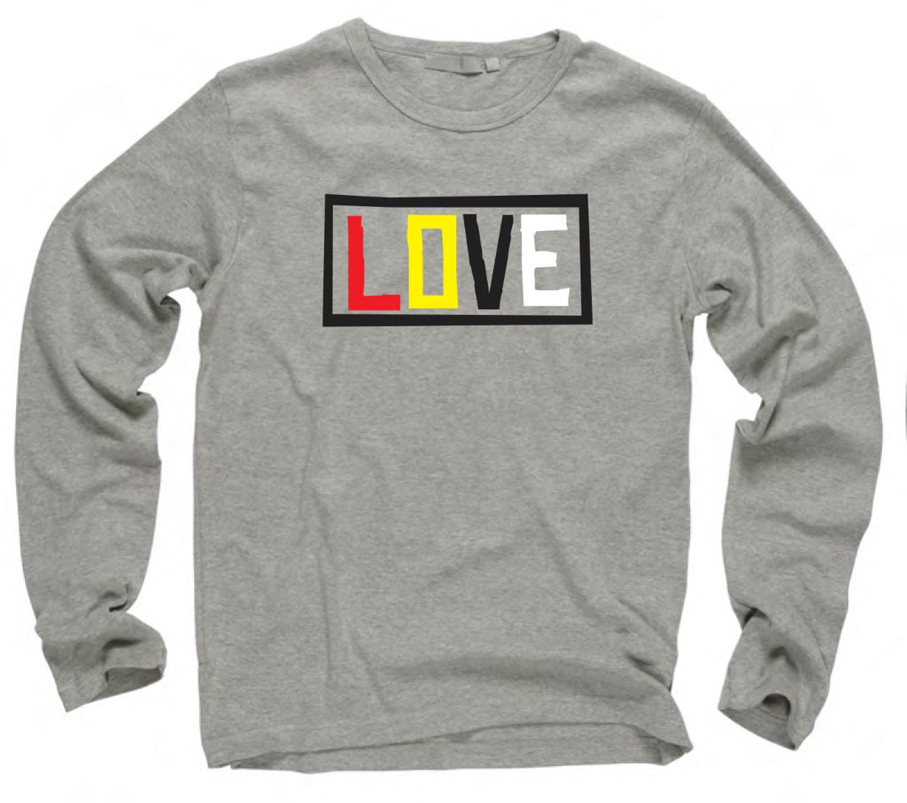 KIDS - LOVE Long Sleeve T-shirt