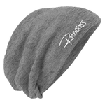 Relentless Light Grey Beanie
