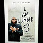 Book - I am number 8