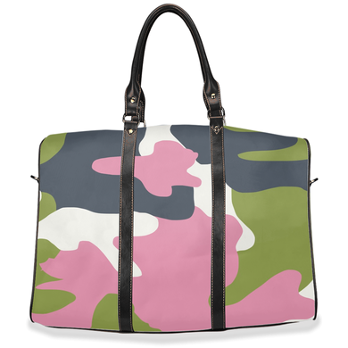 NYC Vibe Camo -Travel Bag