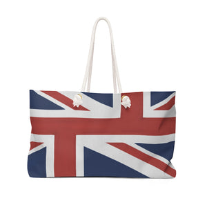 """London Calling!"" -Weekender Bag"