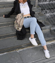 Load image into Gallery viewer, Paris - The Lost Generation - Women's Crop Top