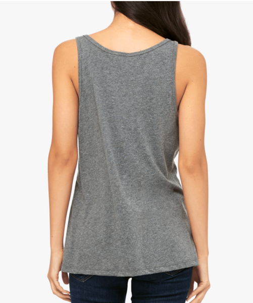 "Newport ""Has Anyone Seen my Butler?""-Women's Relaxed Jersey Tank Top"