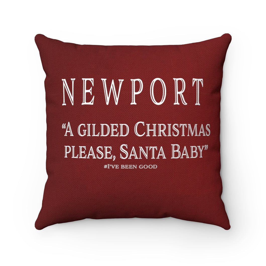 Newport - A Gilded Christmas, Please Santa Baby
