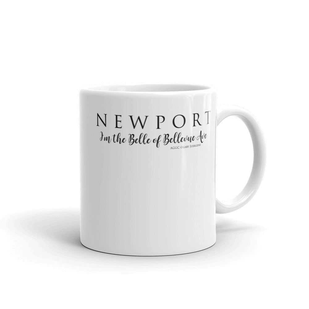I'm the belle of Bellevue Ave - Mug