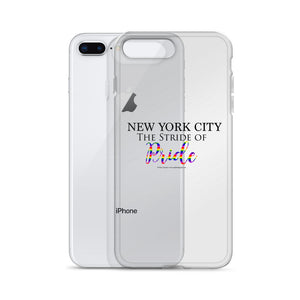 NYC The Stride of Pride - iPhone Case