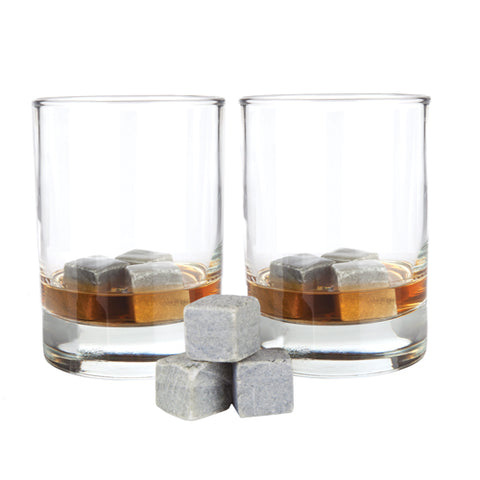 Glacier Rocks® Set of 9 Soapstone Cubes