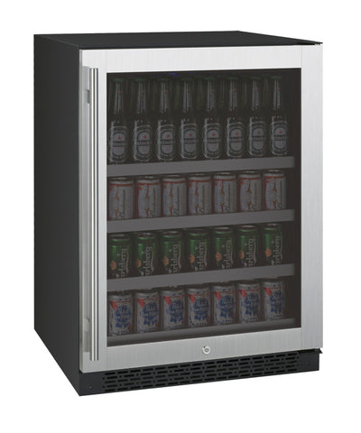 "FlexCount Series 24"" Wide Beverage Cooler - Stainless"
