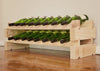 Image of 16-Bottle 2 x 8 Bottle Modular Wine Rack
