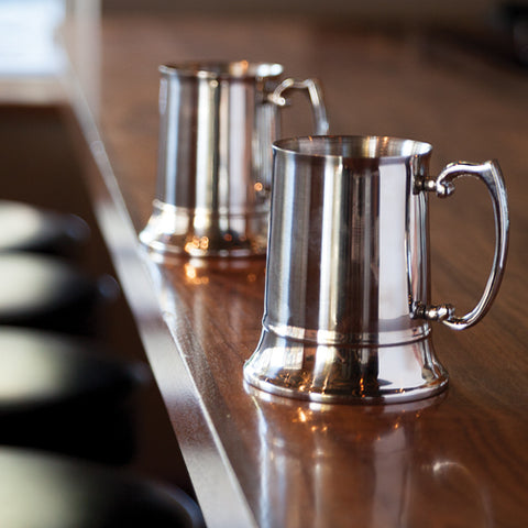 Admiral™ Stainless Steel Beer Stein