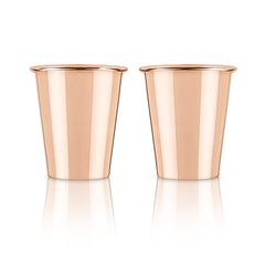 Summit™ Solid Copper Shot Glasses