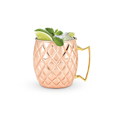 Old Kentucky Home™ Copper Pineapple Mug