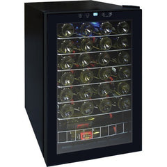 48 Bottle Single-Zone Touch Screen Wine Cooler