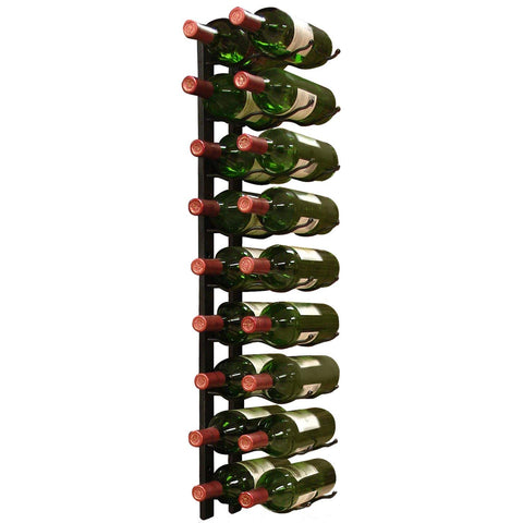 18 Bottle Epic Metal Wine Rack