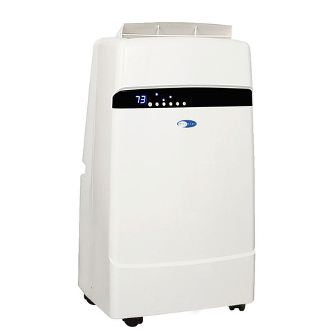 12,000 BTU Dual Hose Portable Air Conditioner with Heater