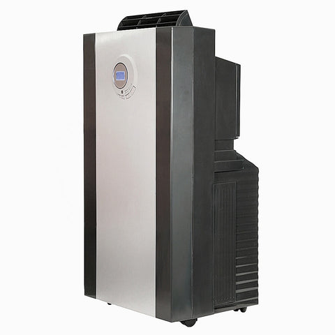 14,000 BTU Dual Hose Portable Air Conditioner with 3M™ Antimicrobial Filter