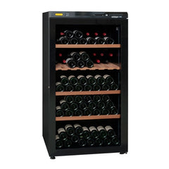 196-Bottle 28 Inch Freestanding Wine Refrigerator