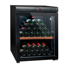 24 Inch 74-Bottle Freestanding Wine Refrigerator