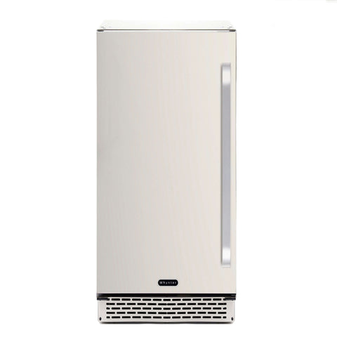 Stainless Steel 3.2 cu. ft. Indoor / Outdoor Beverage Refrigerator