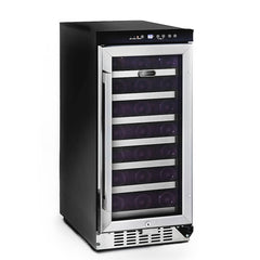 33 Bottle Compressor Built-In Wine Refrigerator