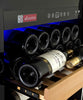 Image of 115 Bottle Vite Series Single Zone Wine Refrigerator - Stainless
