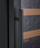 Image of 99-Bottle Vite Series Dual Zone Wine Refrigerator - Black