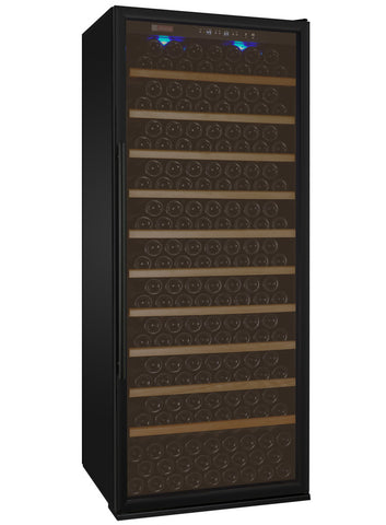305-Bottle Single Zone Vite Series Wine Refrigerator - Black