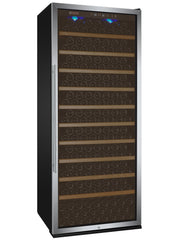 305-Bottle Single Zone Vite Series Wine Refrigerator - Stainless