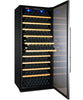 Image of 305-Bottle Single Zone Vite Series Wine Refrigerator - Stainless