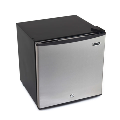 1.1 cu. ft. Upright Freezer with Lock
