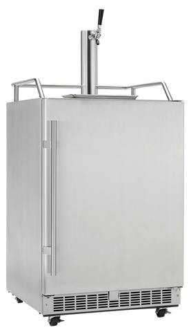 5.5 cu.ft. Outdoor Rated Keg Cooler