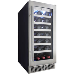 28-Bottle Silhouette Tuscany Wine Cooler