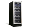 Image of 27-Bottle Silhouette Pecorino Wine Cooler