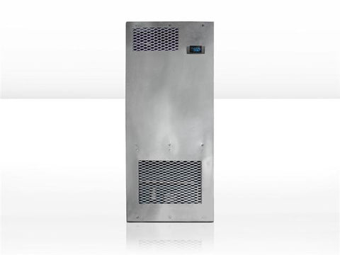 Wine-Mate 2500SSW Water-Cooled Wall-Recessed Cooling System