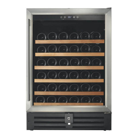 46-Bottle Single Zone Wine Refrigerator