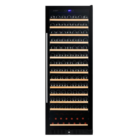 166-Bottle Single Zone Wine Refrigerator