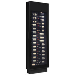 30-Bottle Silhouette Renoir Wine Cooler
